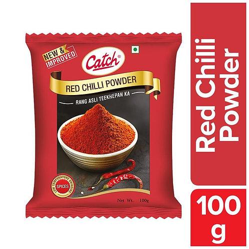 Catch Red Chilli Powder 100g