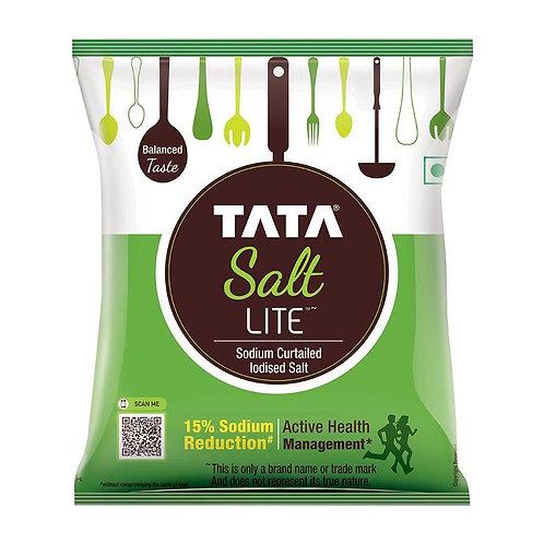 Tata Lite 15% Low Sodium Iodised Salt, Salt