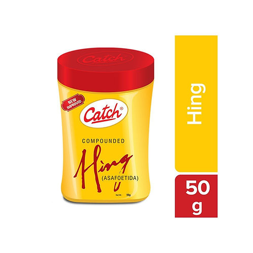 Catch Compounded Hing Powder 50g