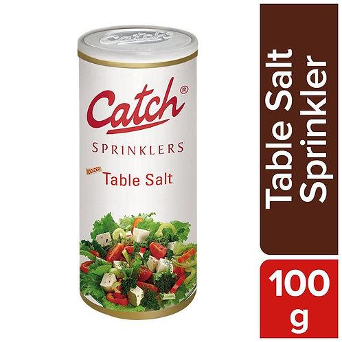 Catch Sprinklers - Iodized Table Salt (Tin) 100g