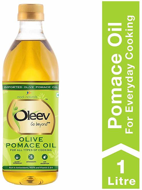 Oleev Pomace Olive Oil (Bottle) 1 L