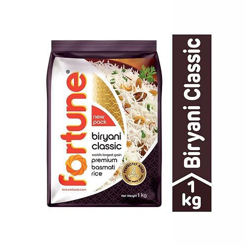 Fortune biryani classic basmati rice 1 kg