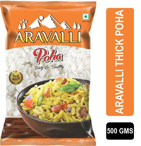 Aravali thick poha 500 g