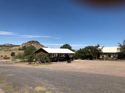 Pavilion & Historic Lodge