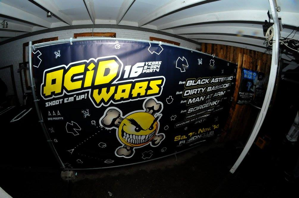 fusion club acid wars 15.11.2014