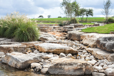 Limestone Boulders, Texas Gravel