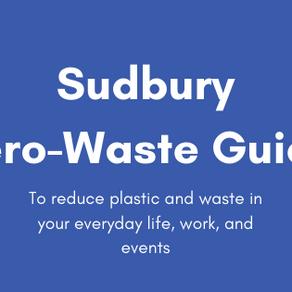 Sudbury Zero-Waste Guide