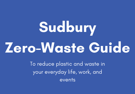 Sudbury Zero-Waste Guide