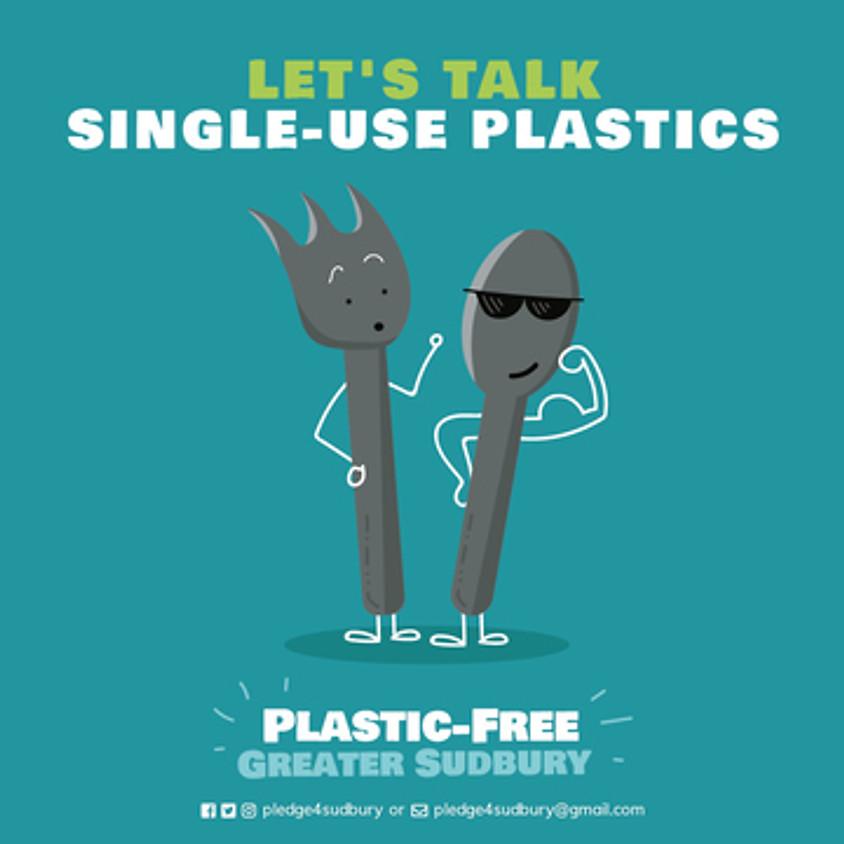 Let's Talk Single Use Plastics
