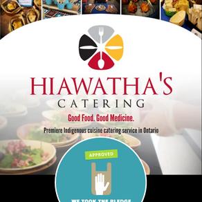 Hiawatha's Catering