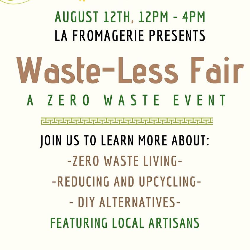 Waste-less Fair
