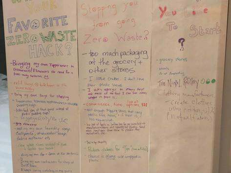 Journey to Zero-Waste