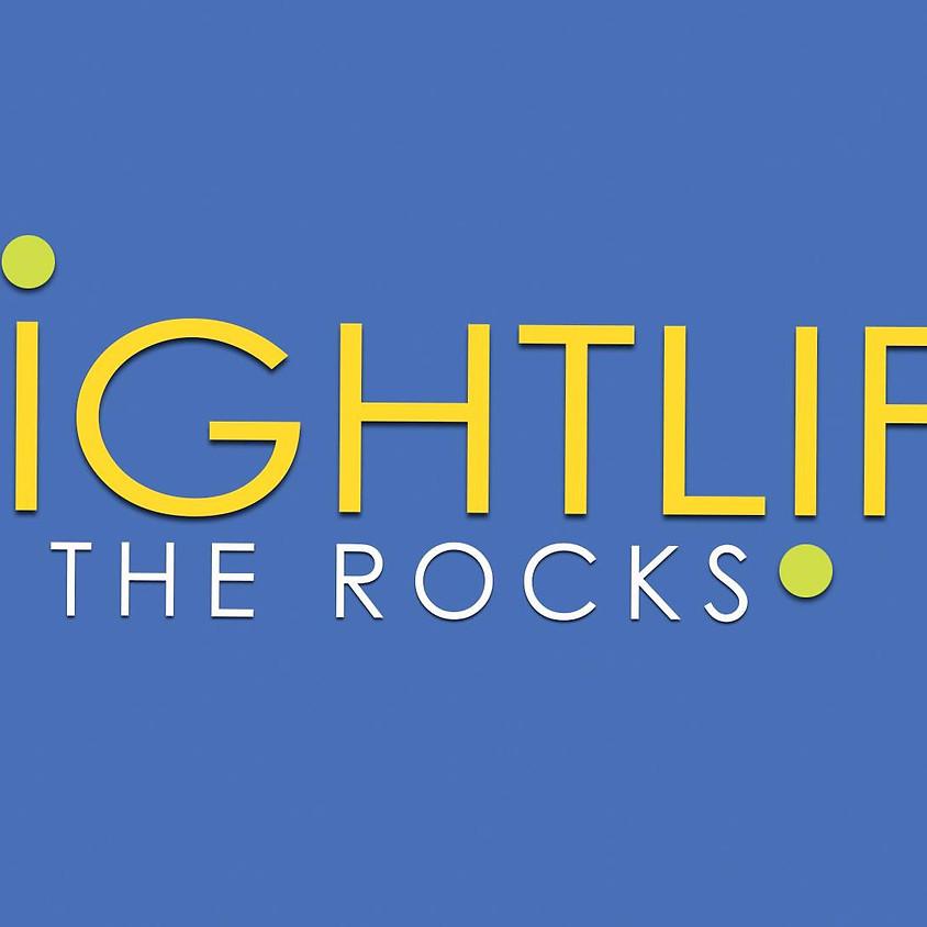 Nightlife on the Rocks - Science & Art Collide