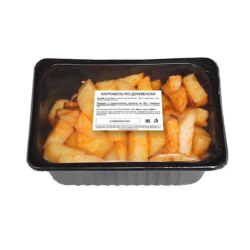 Картофель по-деревенски (2 кг)