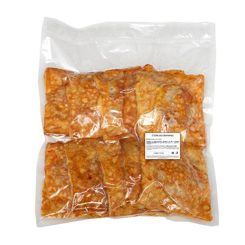 Эскалоп свиной в кляре (10 шт)