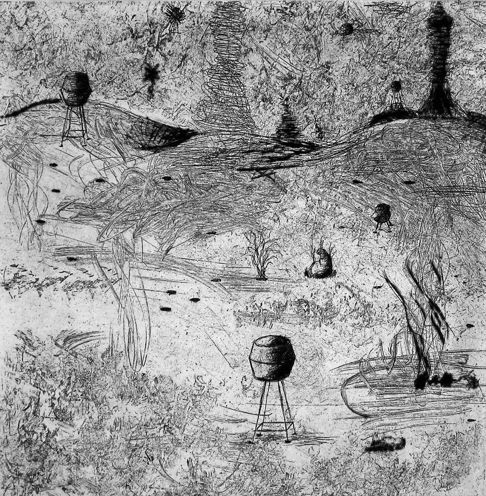 Tuber Landscape III