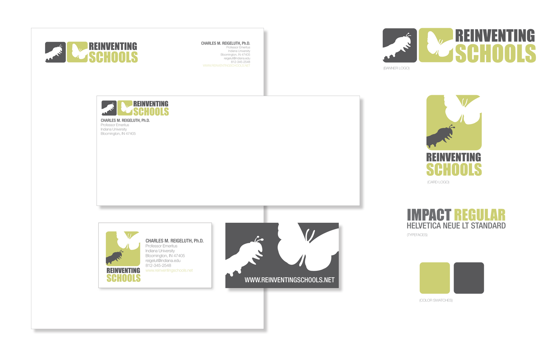 Logo Design and Style Guide