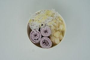 Sweet Taro Ice Cream