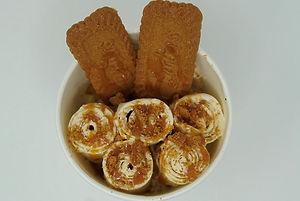 Biscoff Butter - Sweet Cream Ice Cream