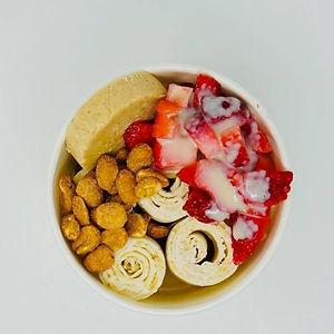 Mazapan - Sweet Cream Ice Cream