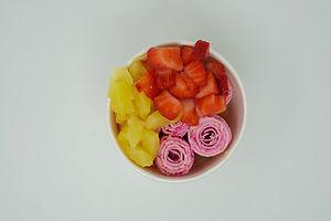 Pitaya - Sweet Cream Ice Cream with Passionfruit