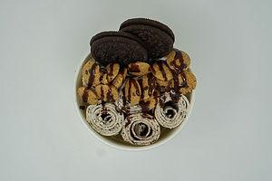 "Cookies ""N"" Cream - Sweet Cream Ice Cream"