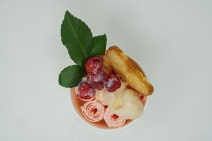 Red Rose - Rose Lychee Ice Cream