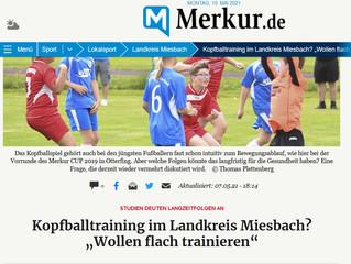 "Kopfballtraining im Landkreis Miesbach? ""Wollen flach trainieren"""