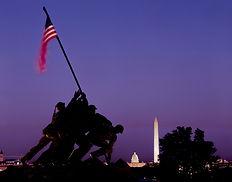 np_Iwo Jima Memorial at Dusk, Arlington, Virginia_5r99n0_free.jpg