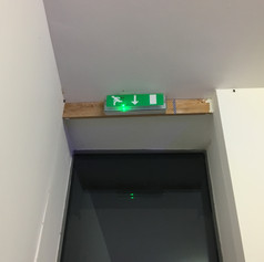 Unknown- Exit Sign/ A Way Out