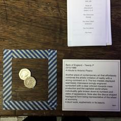 Bank of England- Twenty P