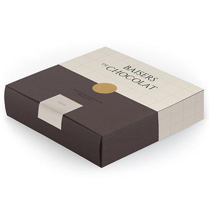 White Chocolate & Nuts Truffles