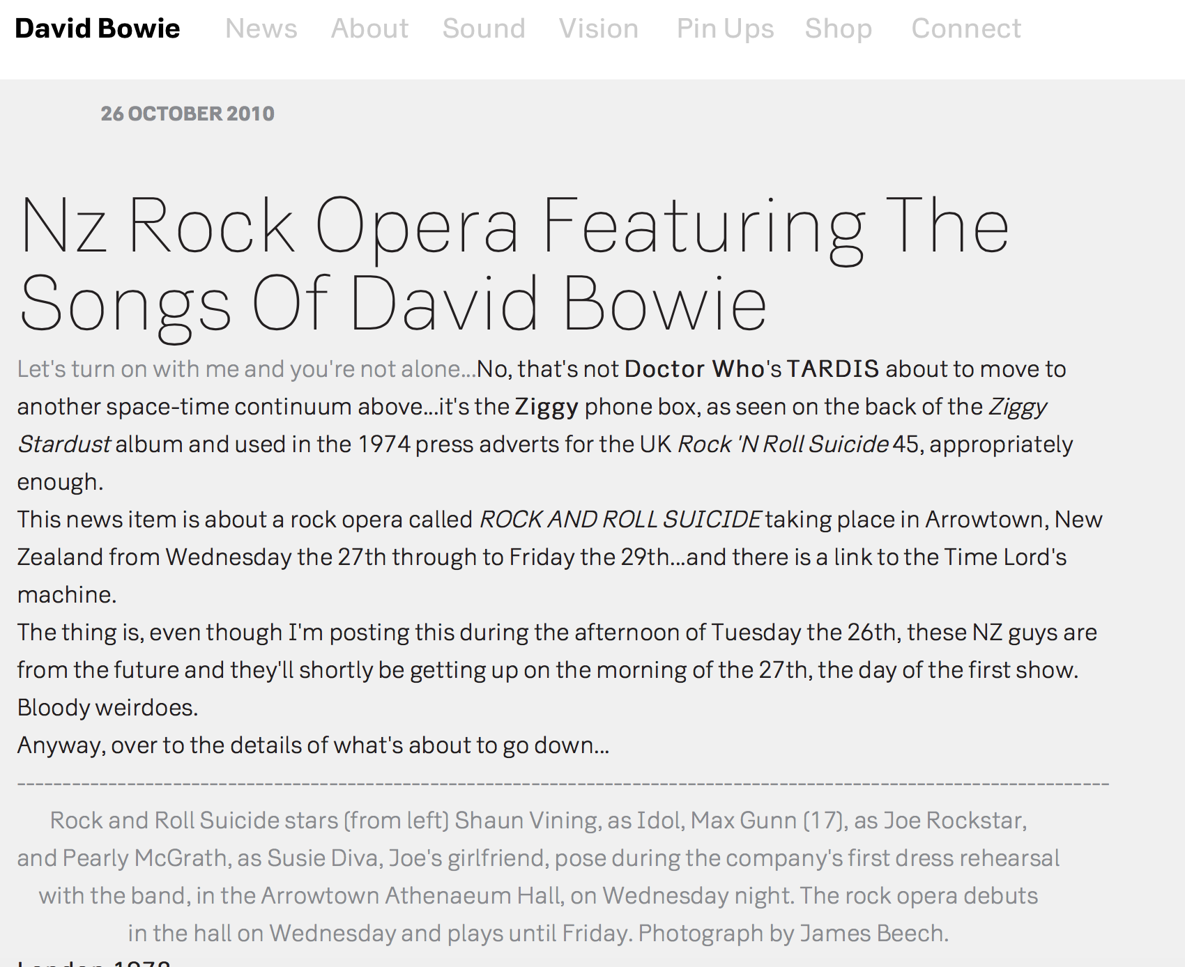 davidbowie.com