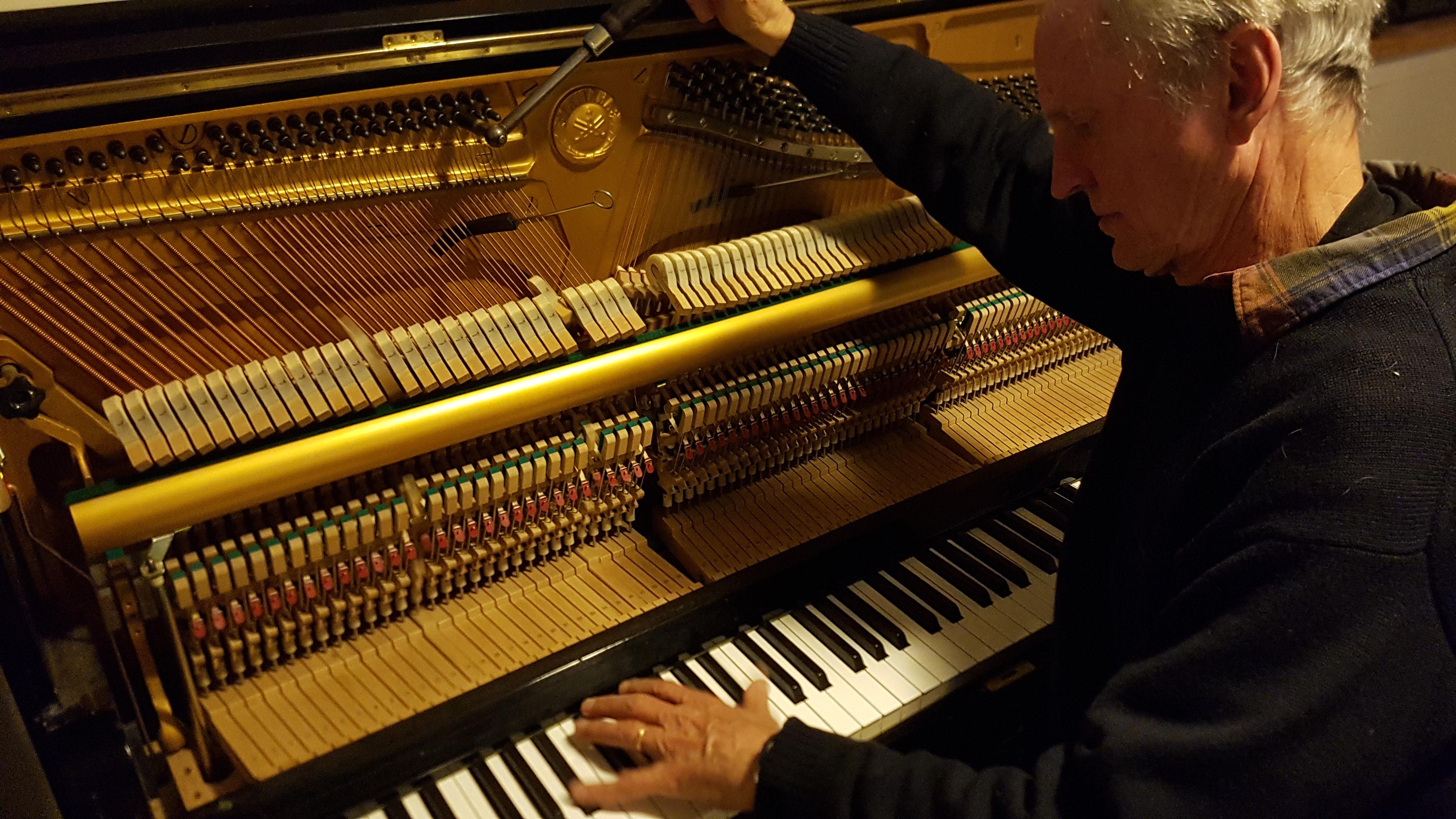 PIANO TUNING   -nima-entertainment