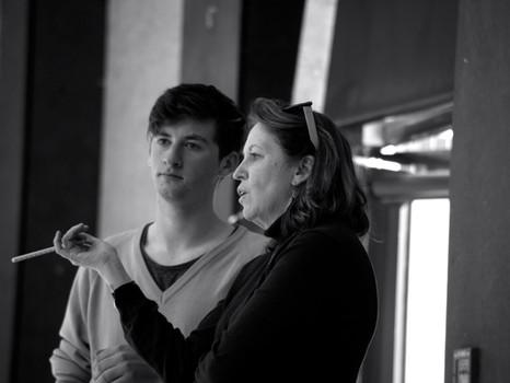 Margaret O'Hanlon on Directing