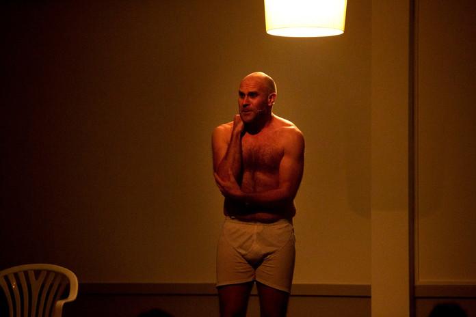 David Oakley as Pinecone Man