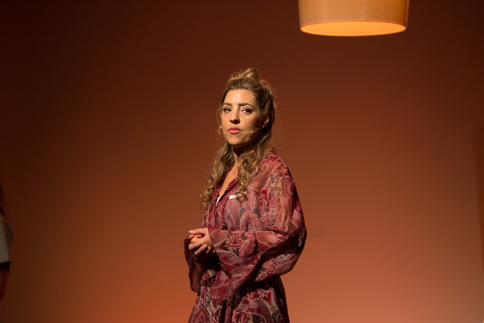 Pearly McGrath as The Occupational Therapist