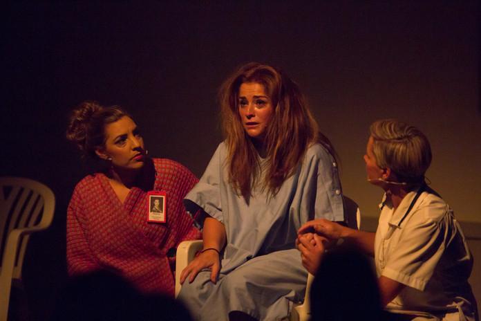 Pearly McGrath, Charlotte Graf & Emma Pullar