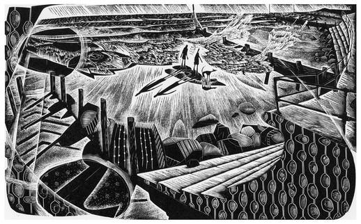 High Tide Chancers (ii)  追潮的人(二)  120 x 195mm   £195 Edition size: 20