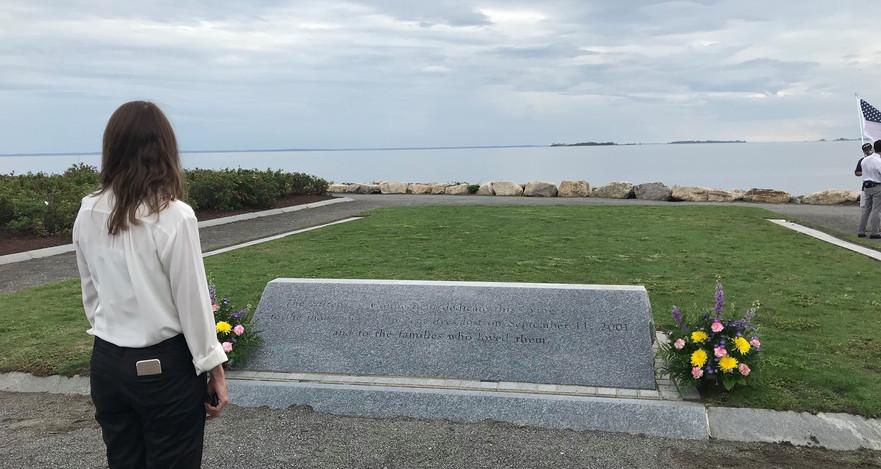 Westport 9/11 Memorial 2