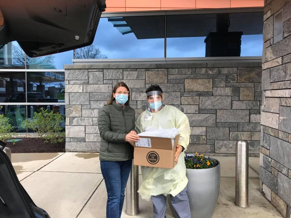 Masks, Stamford Hospital
