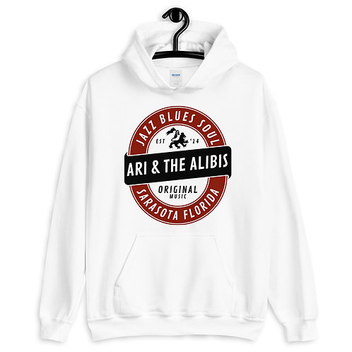 Unisex Alibis Label Hoodie