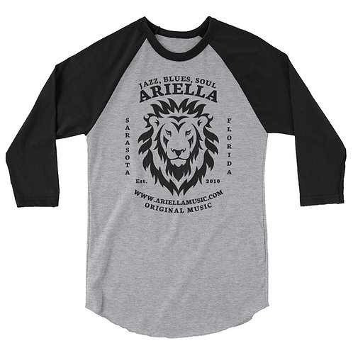 3/4 sleeve Lion