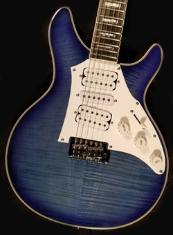 Strato Blue Top