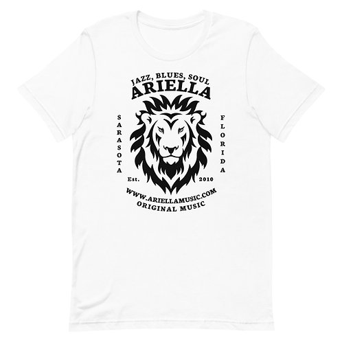 Lion Short-Sleeve Unisex T-Shirt