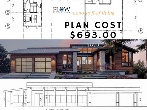 Modern Barndominium Plan