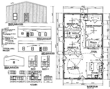 Barndominium Plans designed to fit your needs. Let us help design your next project.