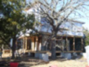 Tree House Barndominium design by www.barndoplans.com