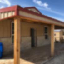 Pole Barns Central Texas built to your custom needs.
