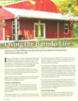About Barndominium